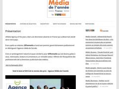 Agence Media de l'année - Offremedia