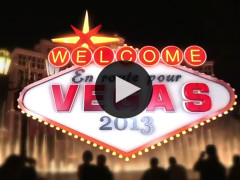 VIDEO : En route pour Vegas 2013 by PMU